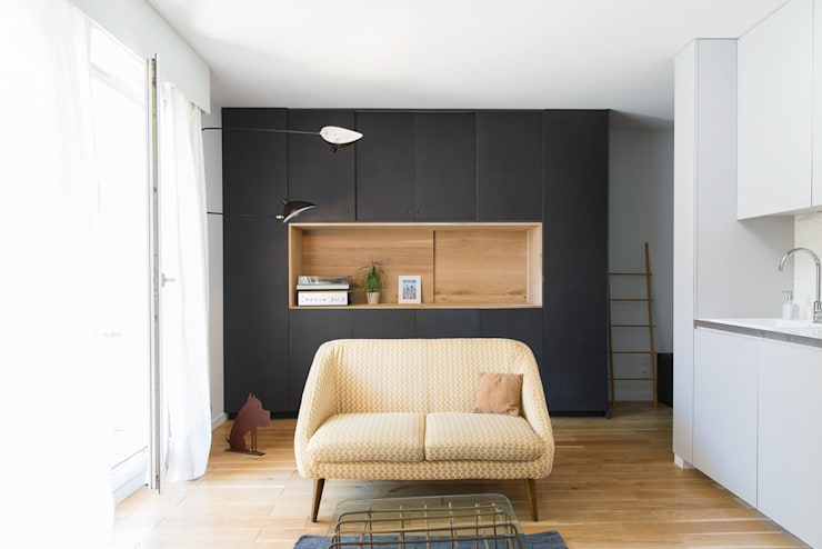Living room by atelier DiTO