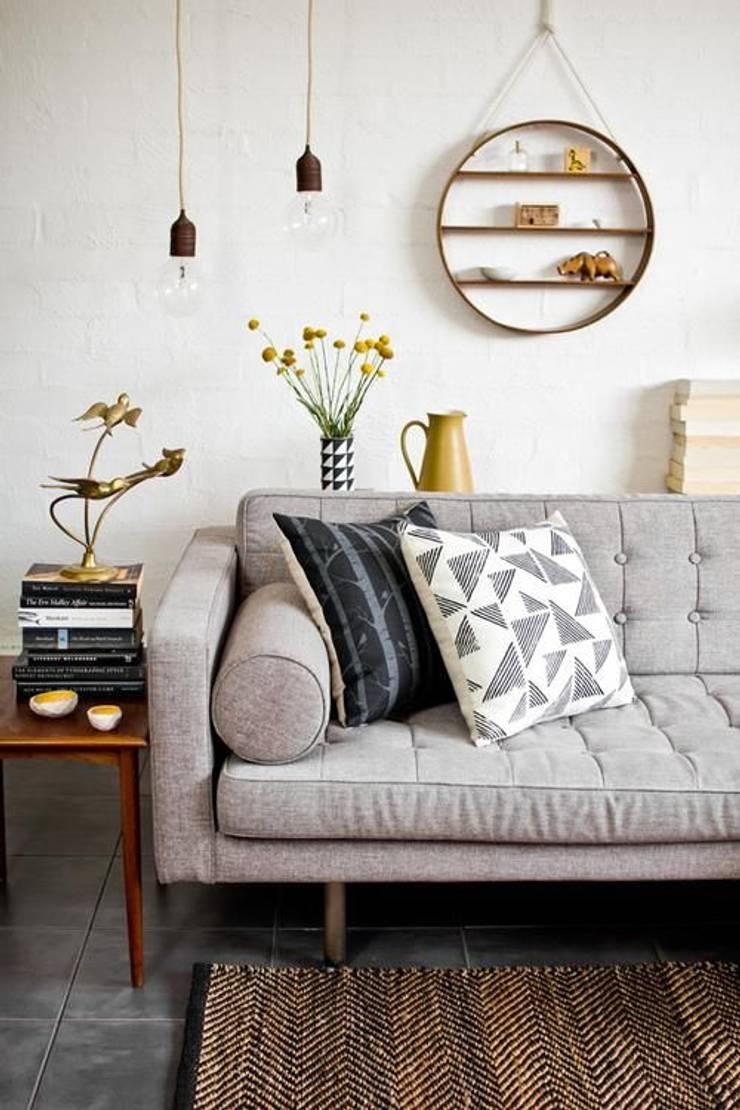 Soggiorno in stile  di Interiores y Muebles