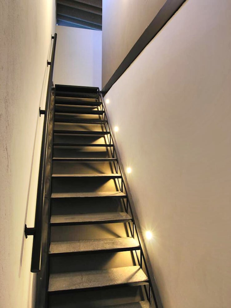 CoRPORATIVO MARSA: Oficinas y tiendas de estilo  por CoRREA Arquitectos