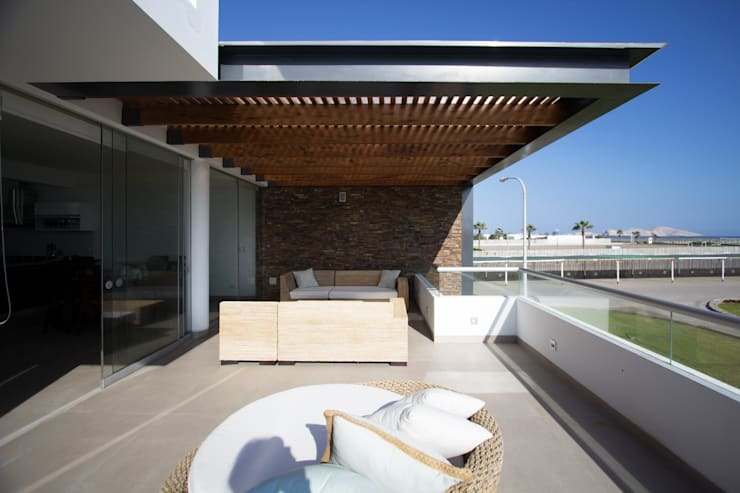 Patios & Decks by ARKILINEA