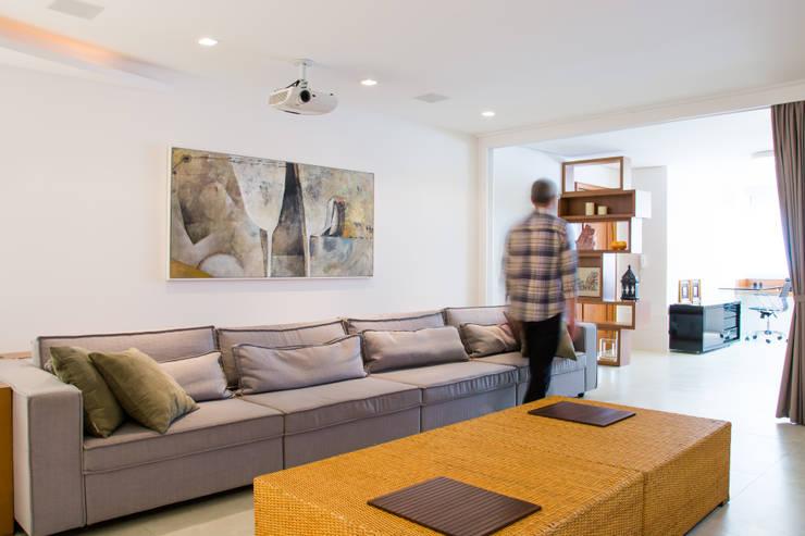 Living room by João Luís Linck | Arquitetura