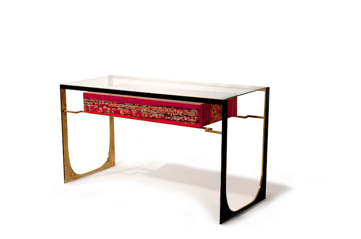Translations, the writing table: asian  by KNOCK ON WOOD,Asian
