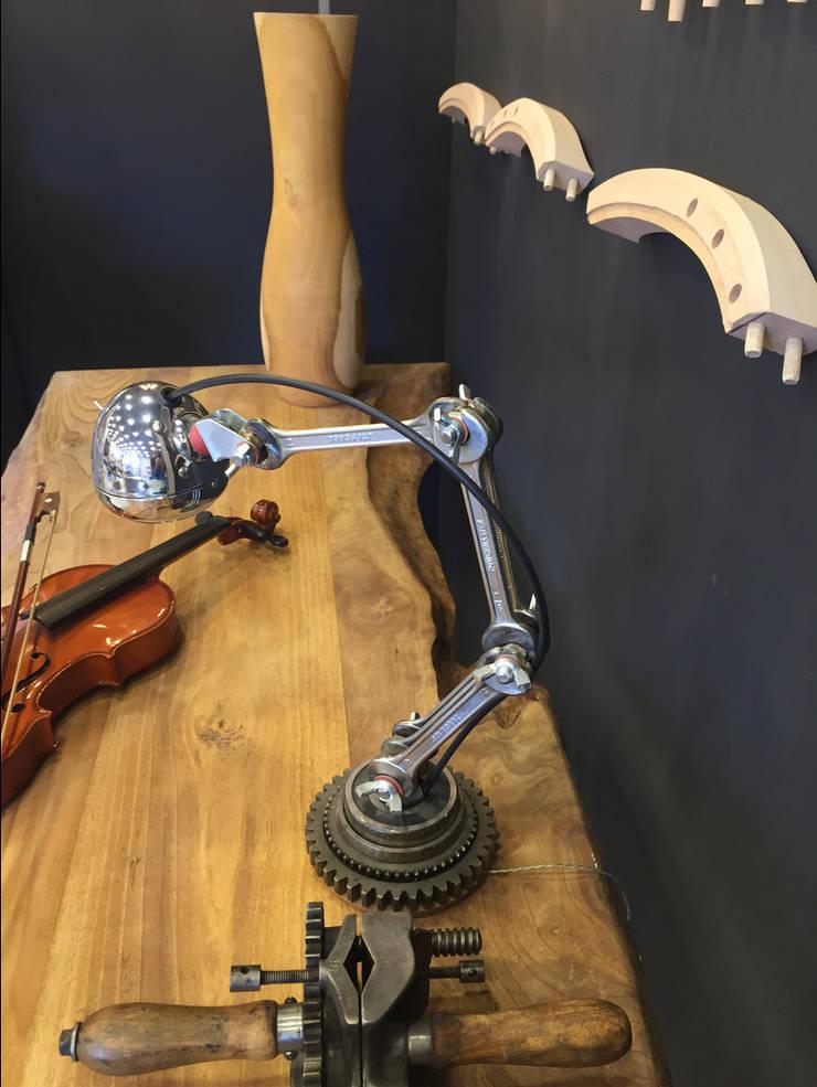 Murat Topuz Atelier – 18-19:  tarz İç Dekorasyon
