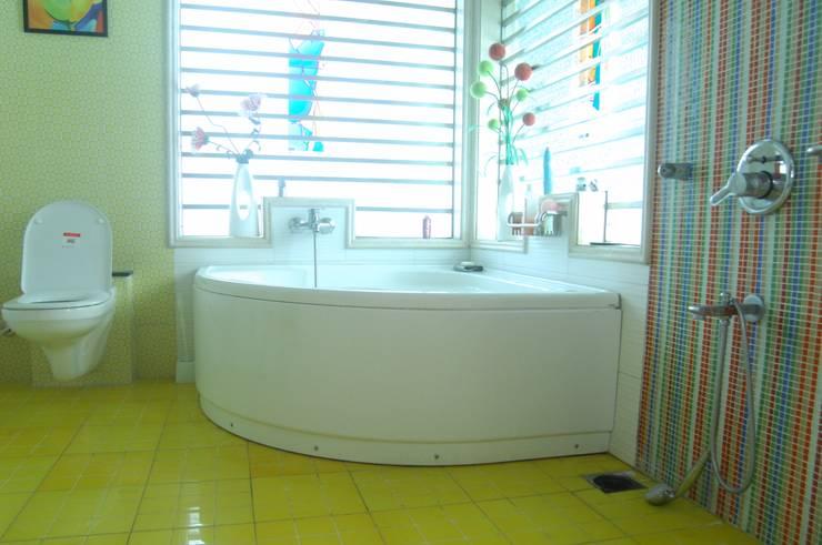 Washroom: modern Bathroom by Image N Shape