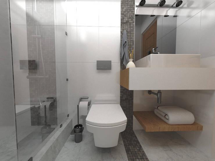 حمام تنفيذ ARQ. María Florencia Fernández