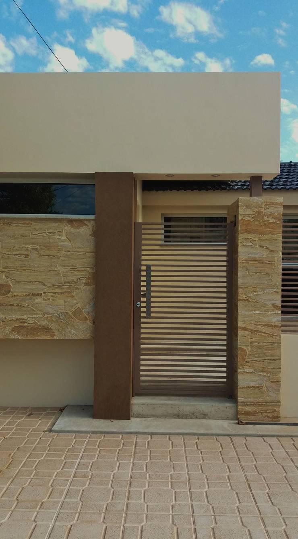 Ampliación y reforma vivienda S|M: Casas de estilo  por ARQ. María Florencia Fernández