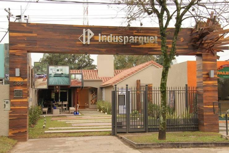 Study/office by Indusparquet Argentina, Modern