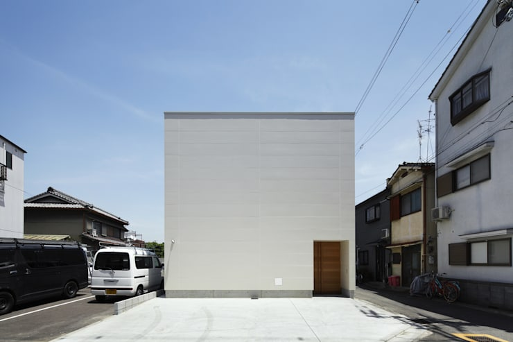 窗戶與門 by 藤原・室 建築設計事務所
