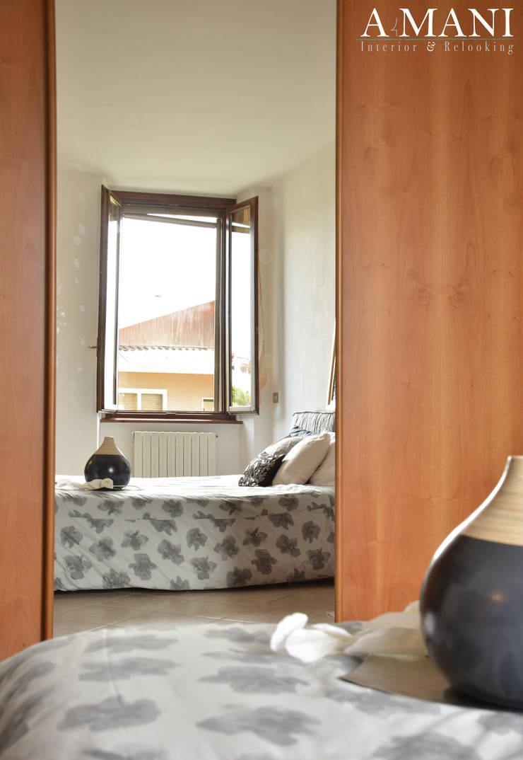 Suite Mirror Detail: Hotel in stile  di A4MANI - Interior & Architecture,