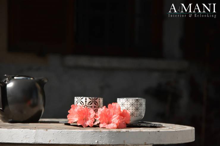 Tea or Coffee?: Hotel in stile  di A4MANI - Interior & Architecture,