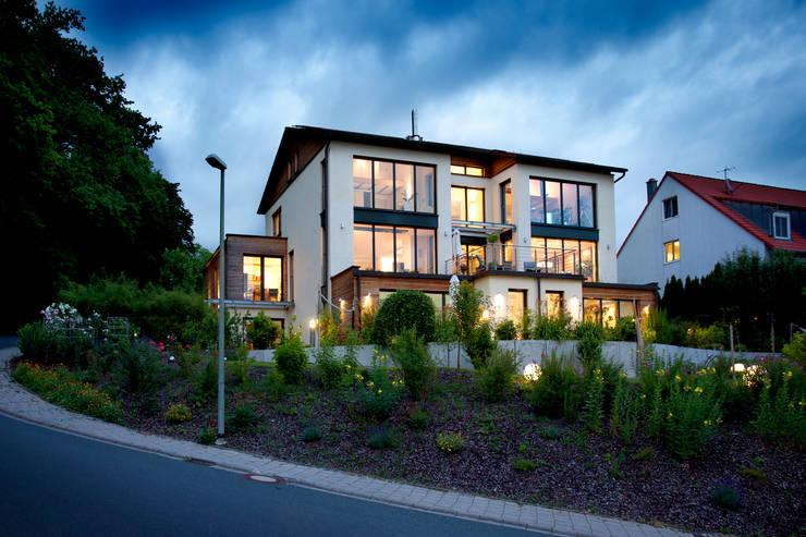 modern Houses by Klaus Geyer Elektrotechnik
