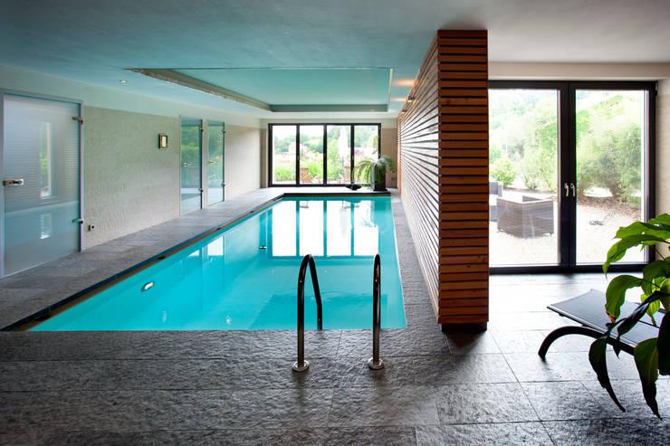 modern Spa by Klaus Geyer Elektrotechnik