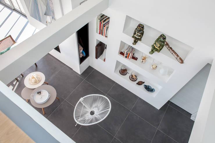 Домашнее хозяйство  в . Автор – Matthieu GUILLAUMET Architecte