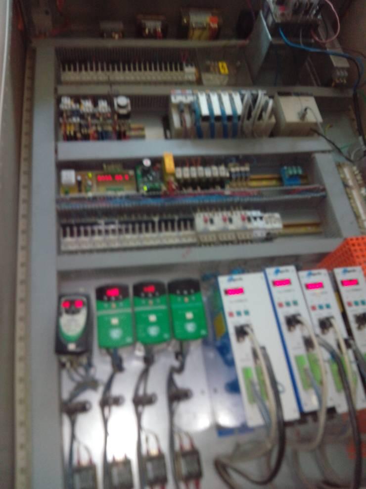 Manutenção industrial:   por Luz e Riscos Lda