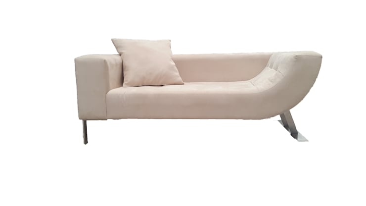 Love Seat: Salas de estilo  por DSeAl Muebles.