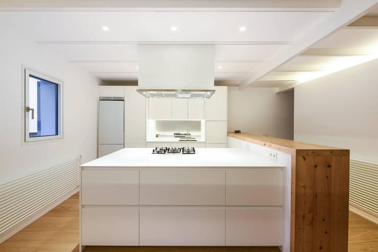 Cozinhas minimalistas por Aina Deyà _ architecture & design