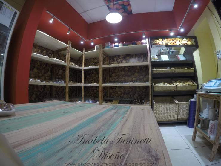 La Panadería: Gastronomía de estilo  por Anabela Tuninetti - Deco & Vanguardia,