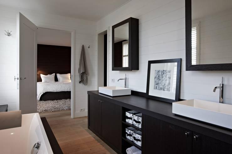 Bedroom by Brand BBA I BBA Architecten