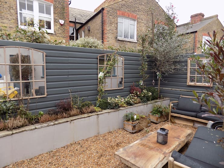 eclectic Garden by homify