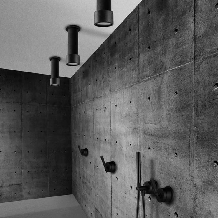 Soho hand- and ceiling shower: modern  door Grand & Johnson, Modern
