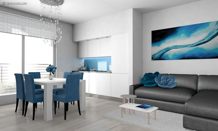 Render di Interni von Area Visuale | homify