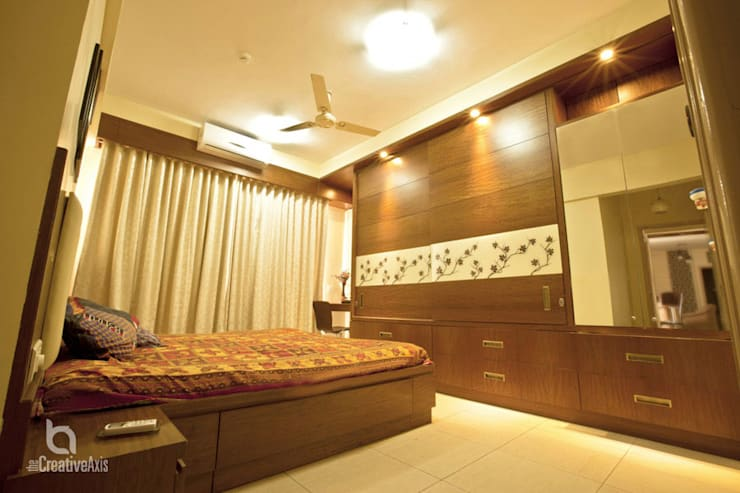 asian Bedroom by The creative axis
