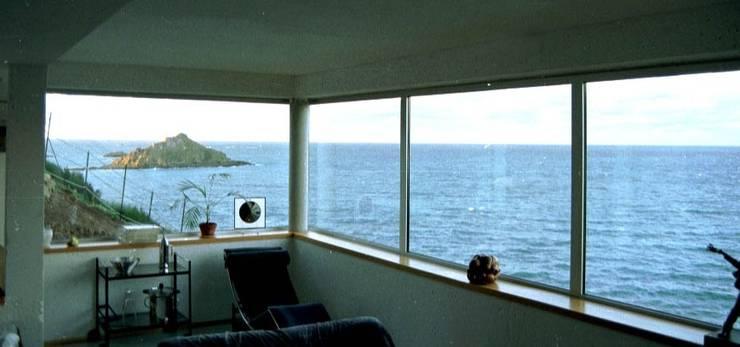 Окна в . Автор – Pierre Albertson