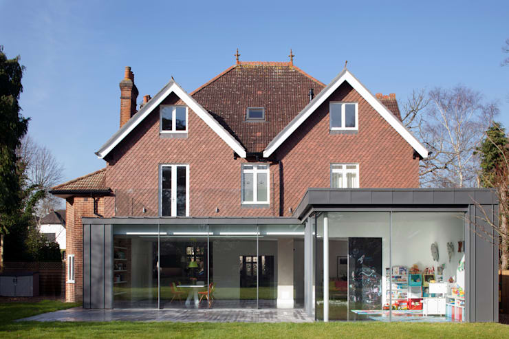 Ashley Road:  Windows  by IQ Glass UK