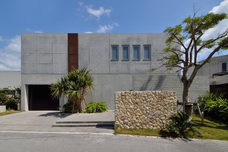 門一級建築士事務所의  주택