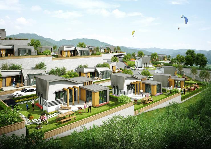 Pyunh-chang The secret: 라움플랜 건축사사무소의