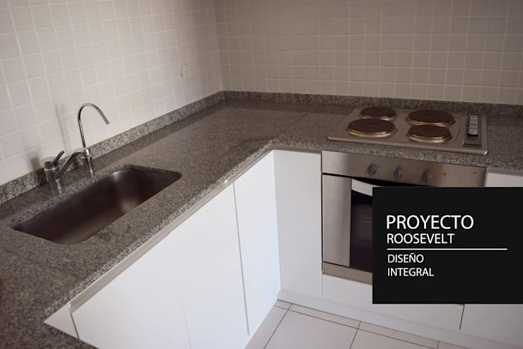 Kitchen by PANAL, Modern