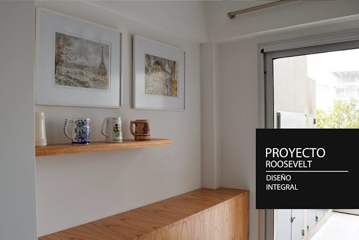 Kitchen by PANAL, Minimalist