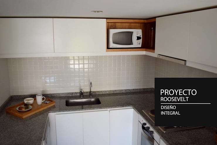Kitchen by PANAL, Scandinavian
