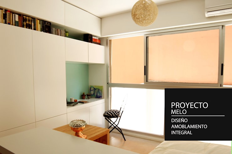 Bedroom by PANAL, Minimalist