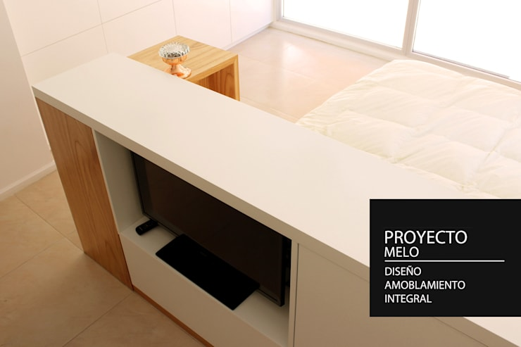 Living room by PANAL, Minimalist