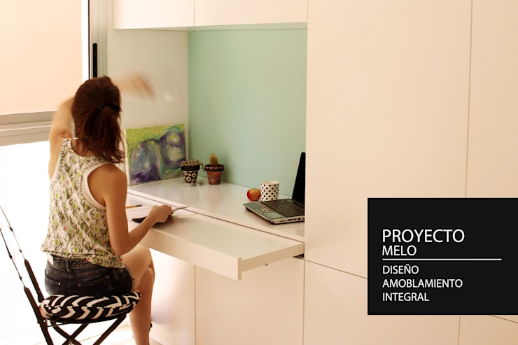 Study/office by PANAL, Modern