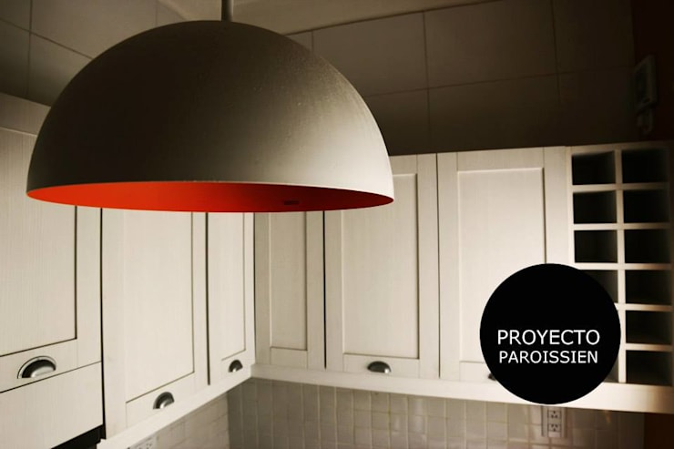 Kitchen by PANAL, Mediterranean