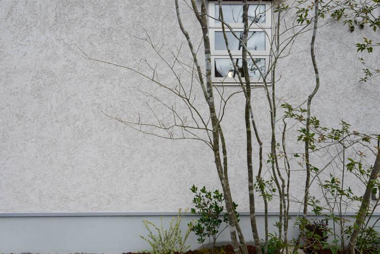 สวน by バウムスタイルアーキテクト一級建築士事務所