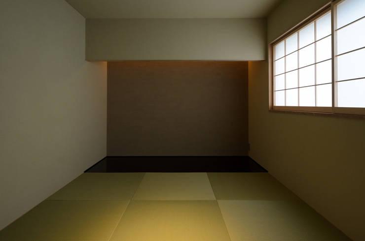 ห้องนอน by バウムスタイルアーキテクト一級建築士事務所
