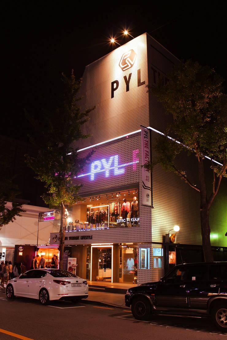 현대자동차 PYL - The factory: (주)팀웍디자인의  행사장