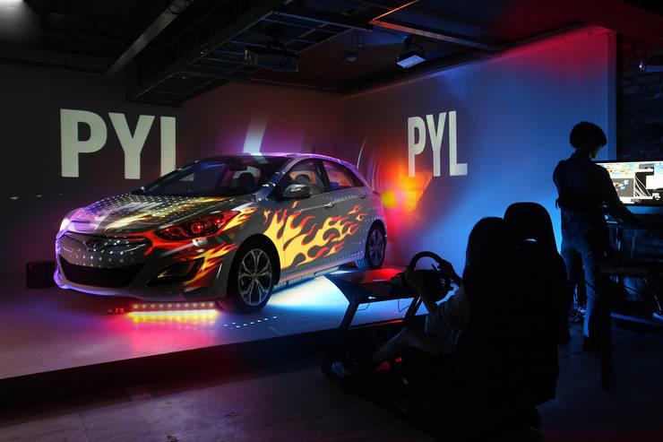 현대자동차 PYL – The factory: (주)팀웍디자인의  행사장