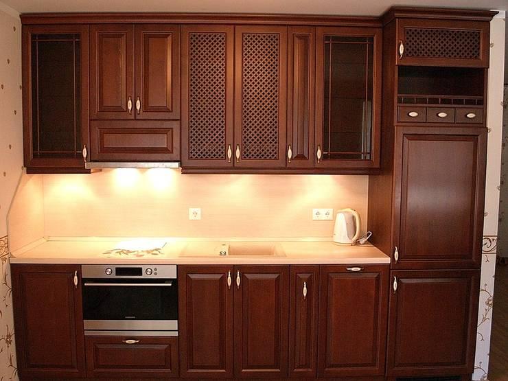 Стандартное решение: Кухня в . Автор – URBAN wood