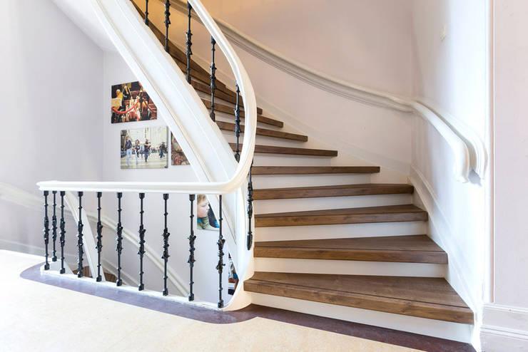 Traprenovaties:  Gang en hal door Stairz