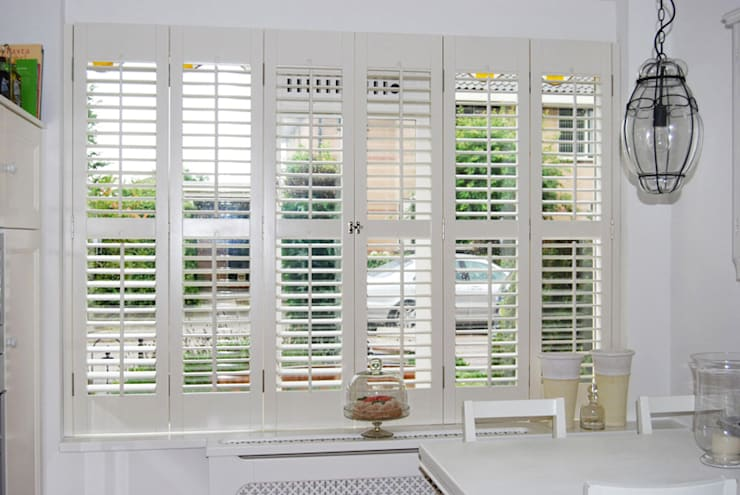 Project:   door Sfeervolle Shutters