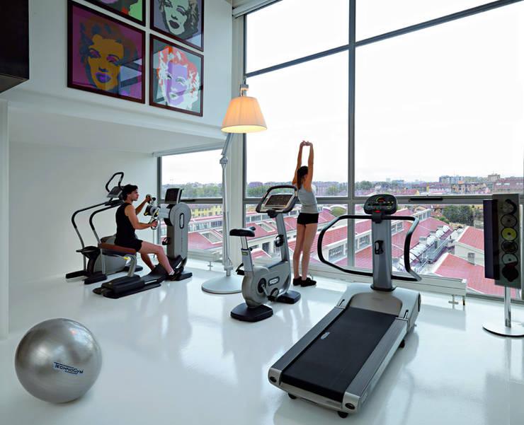 Gym by Athletica Design