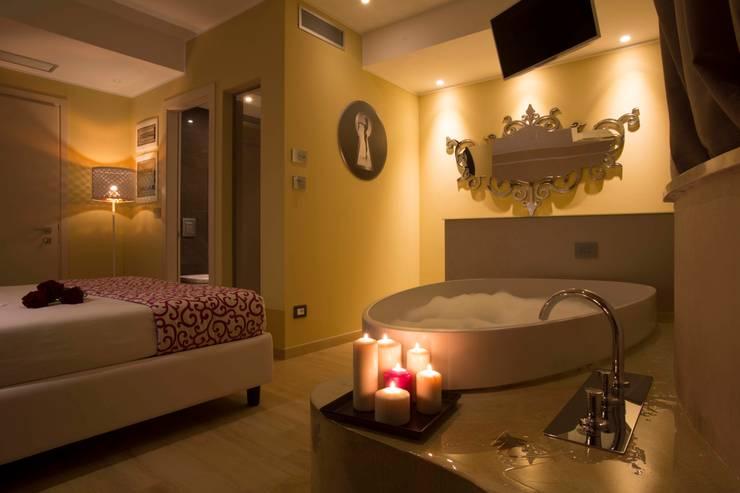 Dormitorios de estilo moderno de PROJECT AB Moderno