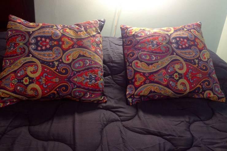 modern  by decomania, Modern Textile Amber/Gold