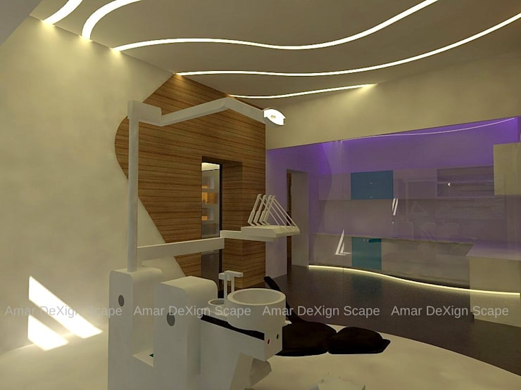 Dental Care Room:   by Amar DeXign Scape