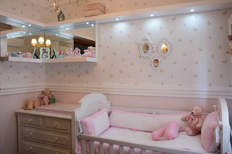 Детские комнаты в . Автор – Camila Chalon Arquitetura