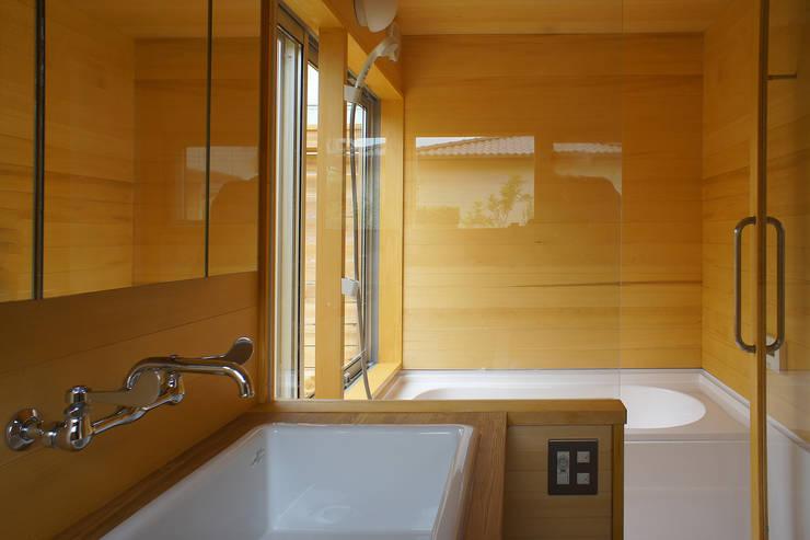 Baños de estilo minimalista por 環境創作室杉